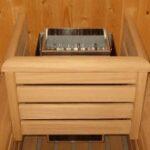 Saunaoven rek van Abachi