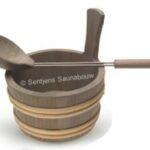 Saunaemmer Topas set