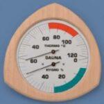 Gecombineerde thermo en hygrometer