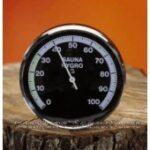 Hygrometer in kunststof behuizing