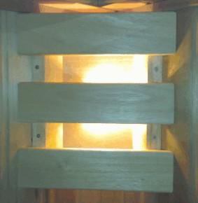 Verlichting - Sentjens Saunabouw