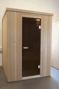 Prefab sauna Kuusamo