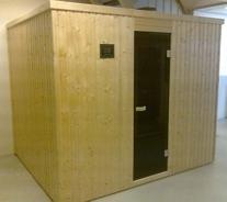 Prefab sauna Lahti