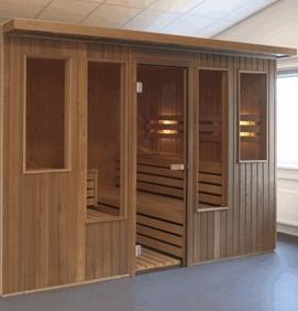 Prefab sauna Helsinki