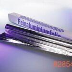 Aluminium dampremmende saunafolie