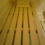 Saunabank 70cm