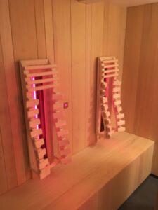 Sauna met Infrarood Laconium, Fitline Maassluis