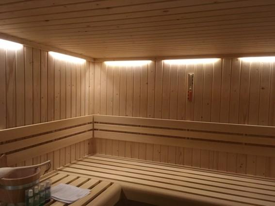 Prive Sauna Dordrecht : Projecten sentjens saunabouw